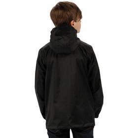 Regatta Pack-It III Jas Kinderen zwart